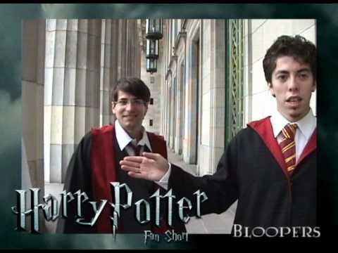 Harry Potter Fan Short - Bloopers