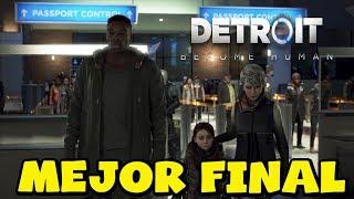 Video Detroit Become human - Final Bueno - Todos Sobreviven - Español Latino - 1080p - Mejor Final MP3, 3GP, MP4, WEBM, AVI, FLV September 2019