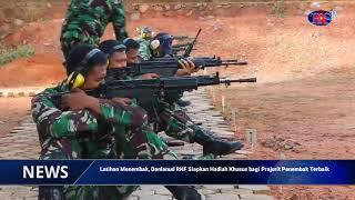 Latihan Menembak, Danlanud RHF Siapkan Hadiah (HARIANSIBER TV)