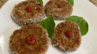 Kathal (Jackfruit) Kebab Recipe - Vegetarian Kebabs