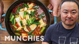 How To Make Kimchi Jjigae by Munchies