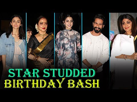 Alia Bhatt, Shahid Kapoor, Anushka Sharma And More