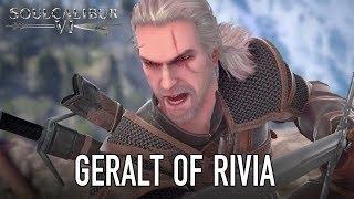 Annuncio Geralt di Rivia