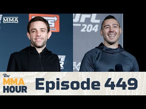 The MMA Hour: Episode 449 (with Ryan Hall, Dan Hardy)