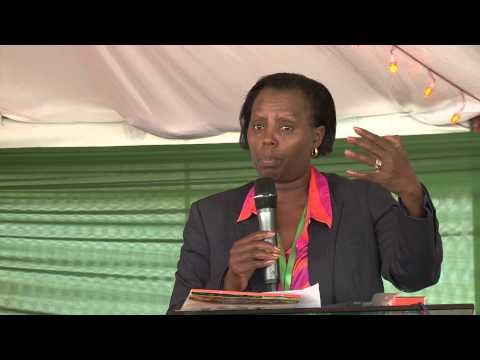 Jane Karuku speech highlights at Cassava & Sweet Potato Symposium