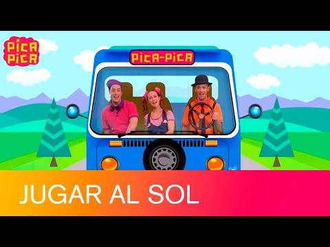 Pica-Pica - Canciones para jugar al sol (20 Minutos)