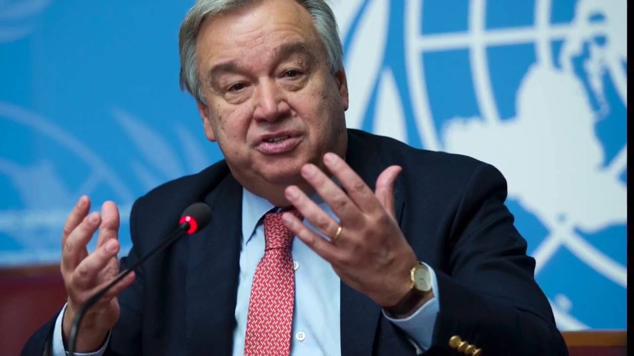 Антониу Гутерриш — новый Генеральный секретарь ООН