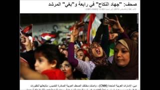 حقيقة جهاد النكاح فى رابعة اعتراف ناشر الشائعة - هام جدا