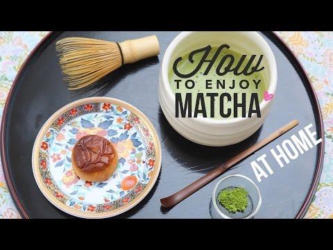 How to Make Matcha // Easy Home Tea Preparation 🍵