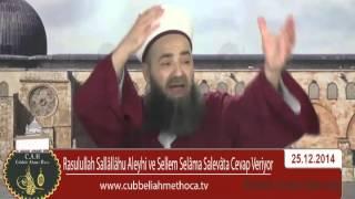 Rasûlüllâh (Sallâllâhu Aleyhi ve Sellem) Selâm ve Salevâta Cevap Veriyor