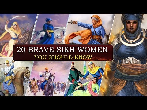 Encouraging quotes - 20 Brave Sikh Women In History, You Should Know About