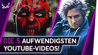 Video Die 5 AUFWENDIGSTEN YouTube-Videos! | TOP 5 MP3, 3GP, MP4, WEBM, AVI, FLV Agustus 2018