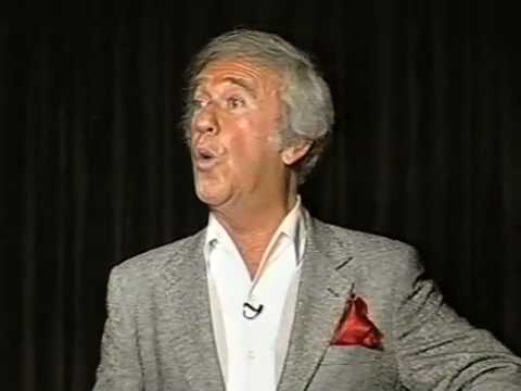 Soupy - Legendary TV host Soupy Sales tells a nightclub audience about the New Years' Day 1965 ad-lib that got him kicked off the air for a week.