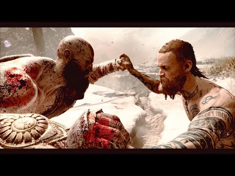 God Of War 4 / Le Film D'animation Complet En Français
