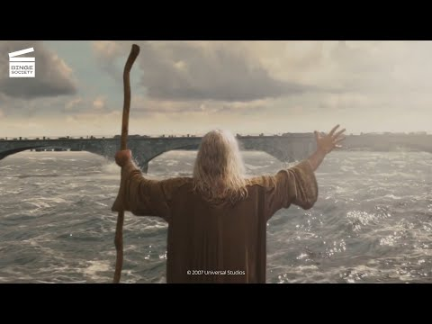 Evan Almighty: The flood comes HD CLIP