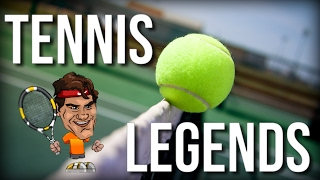 Watch latest videos of Tennis