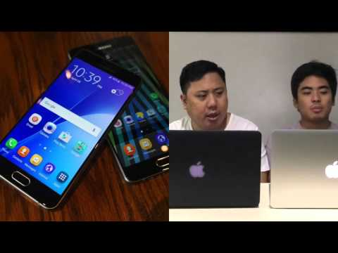 Cherry Mobile Flare XL Plus, Samsung Galay A Series 2016, & LG G5 PH Launch - The CP Republic News
