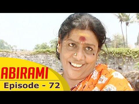 Abirami-feat-Gautami-Epi-72-Tamil-TV-Serial-13-10-2015