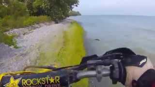 2. Suzuki RM 250 we got lost