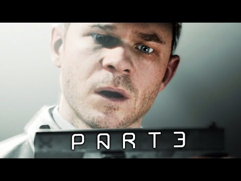 Quantum Break Walkthrough Gameplay Part 3 - Rewind (XBOX ONE)