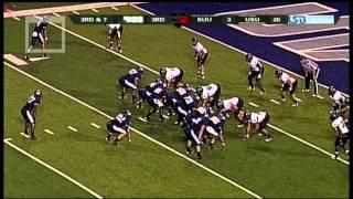 Matt Austin vs Southern Utah (2012) vs  Southern Utah  (2012)