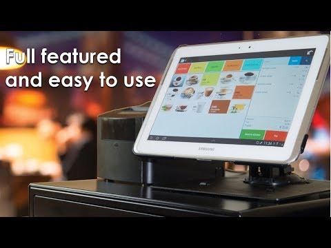 Restaurant POS software affordable to work in restaurants For Android