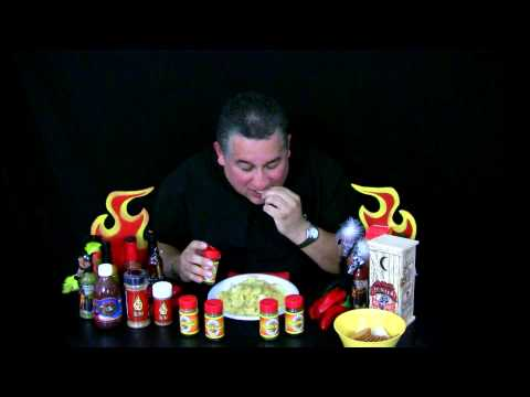 Dave's Gourmet 5 Hot Spices