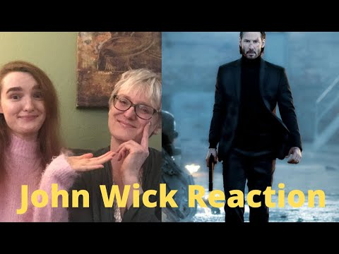 John Wick is a Video Game Character! John Wick REACTION!! John Wick Series