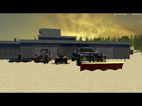 Snow Plow Pack v1.0