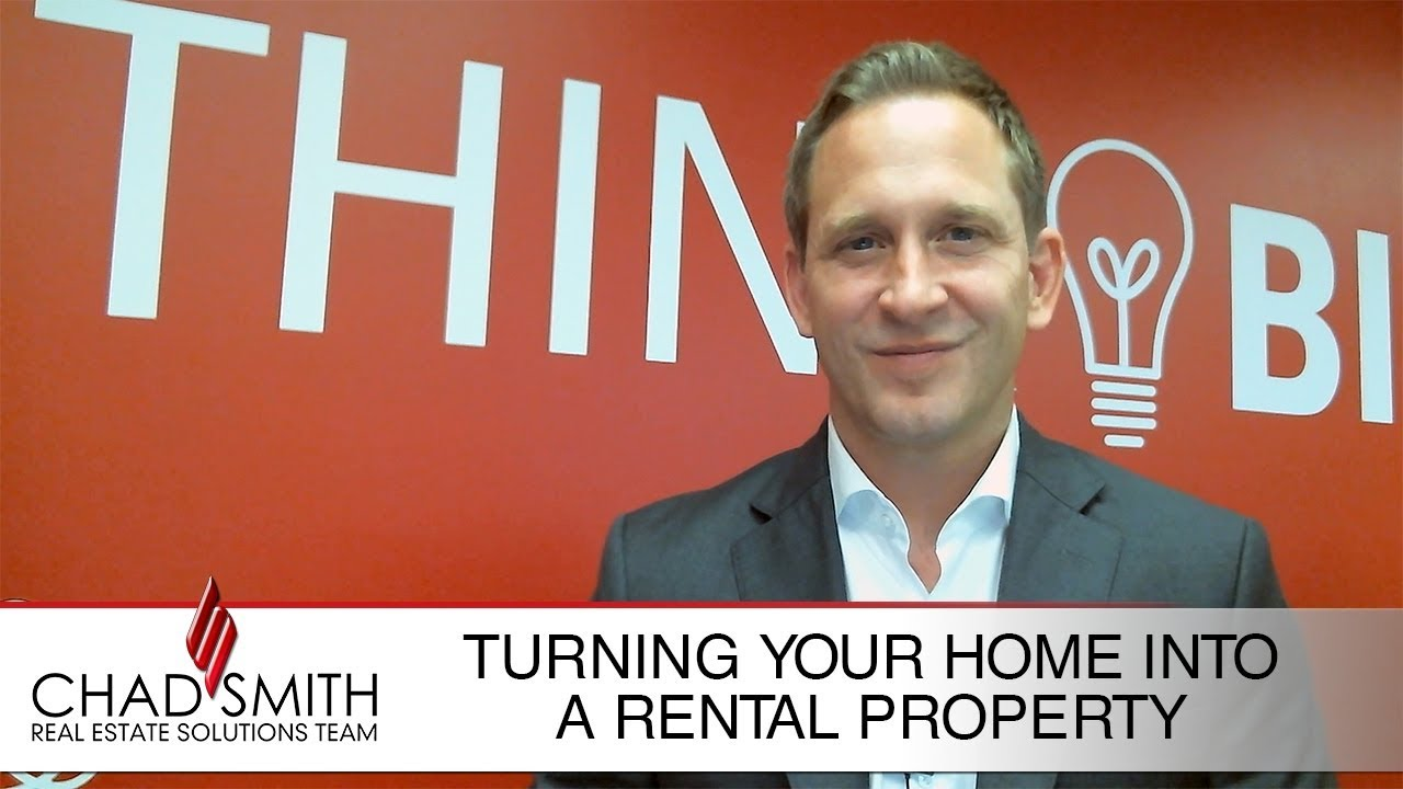 Weighing the Benefits of Making Your Home a Rental Property