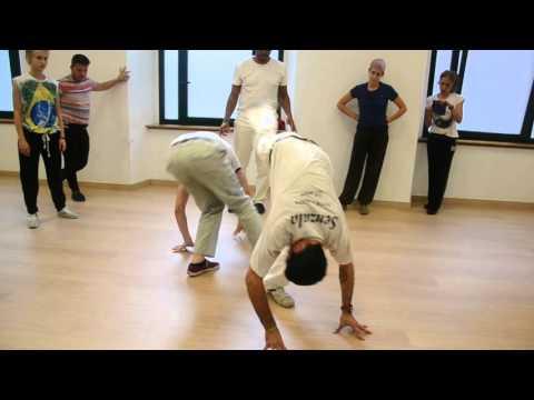 Workshop amb Mestre Ediandro - Seqüència (видео)