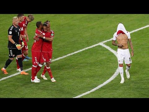 Μουντιάλ 2018: Το Περού τις ευκαιρίες, η Δανία το γκολ