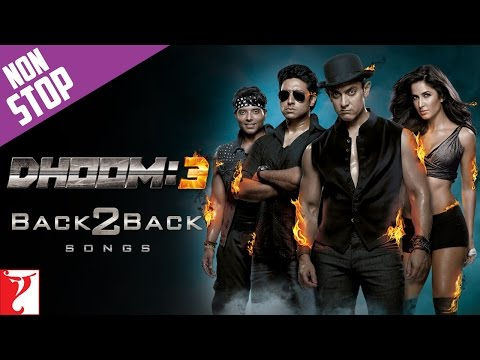 Back 2 Back: Dhoom:3 | Aamir Khan | Katrina Kaif | Abhishek Bachchan | Uday Chopra
