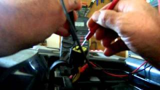 10. Charging System Stator Test Can-Am Bombardier Outlander 400 ATV Motorcycle Watercraft