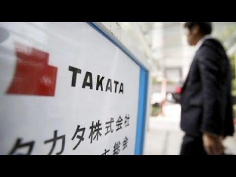 Takata: προειδοποιήσεις για νέες ανακλήσεις – corporate