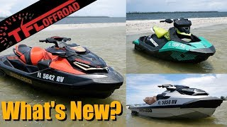 9. What's New at Sea-Doo for 2019? We Go Over All the Important Changes!