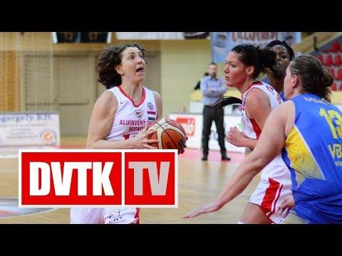 14. forduló: Aluinvent DVTK - VBW CEKK Cegléd 97-58