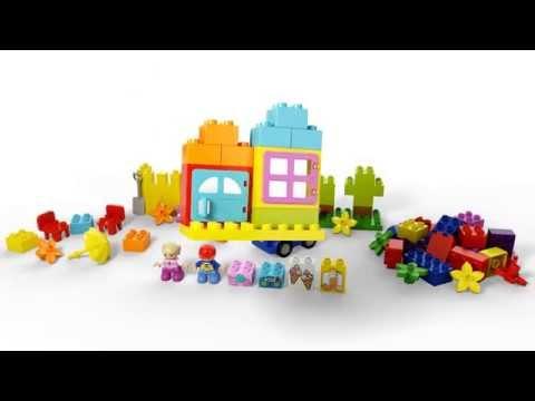 Конструктор Весёлые каникулы - LEGO DUPLO - фото № 4