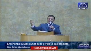 image of Enseñanza: A Dios nunca se le olvida lo que promete