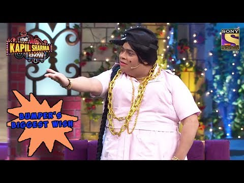 Bumper Wishes To Kill Kapil - The Kapil Sharma Show