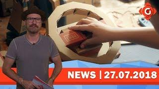 Nächstes Spiel entfernt Lootboxen! Nintendo Labo: Das steckt im dritten Toy-Con-Set | GW-NEWS