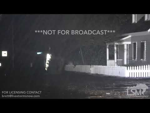 9-14-2018 New Bern, NC Hurricane Florence Water Rescues underway high water rescue teams, Cajun Navy