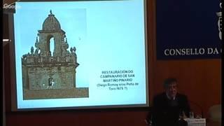 O proxecto, dirección de obra e memoria da restauración-conservación crítica do campanario de San Martiño Pinario