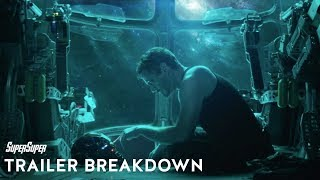 Avengers: Endgame Official Teaser Trailer Breakdown in HINDI | SuperSuper