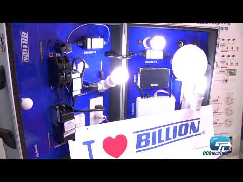 Billion Electric - Network equipment and Energy Management Products