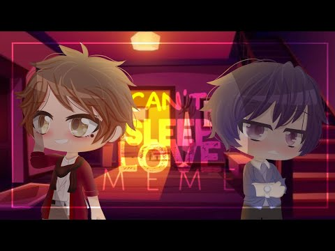 | Can't Sleep Love | Gacha Club Meme | Lander👌| Gift & 300+ Subscribers Special | The Music Freaks |