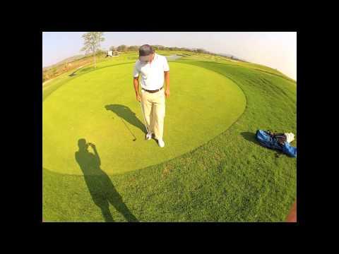 Maravillas con un palo de golf