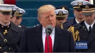 President Donald Trump Inaugural Address FULL SPEECH (C-SPAN)