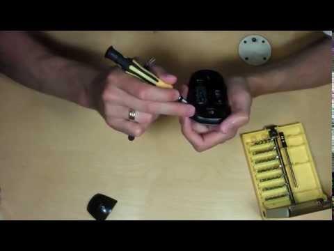 Мышка ремонт своими руками 14