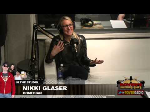 Comedian Nikki Glaser's boyfriend refuses to say